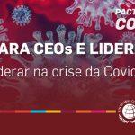 Rede Brasil do Pacto Global lança guia para empresas sobre o coronavírus
